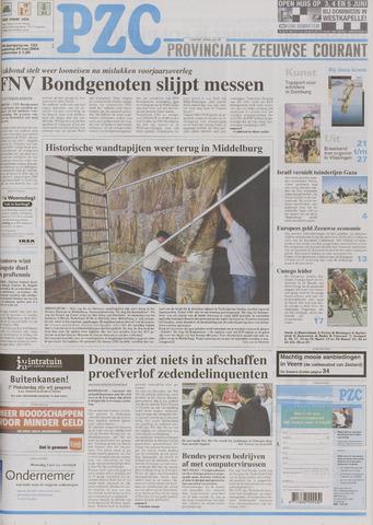 Provinciale Zeeuwse Courant 2004-05-26