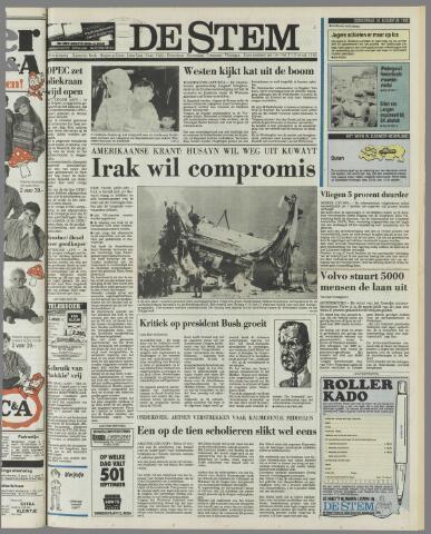 de Stem 1990-08-30