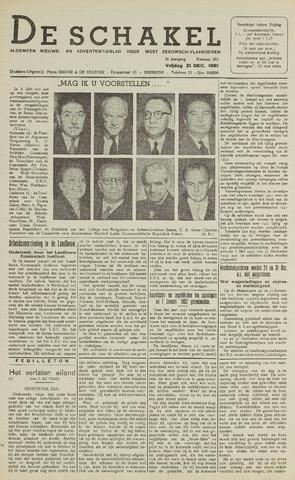 De Schakel 1951-12-21