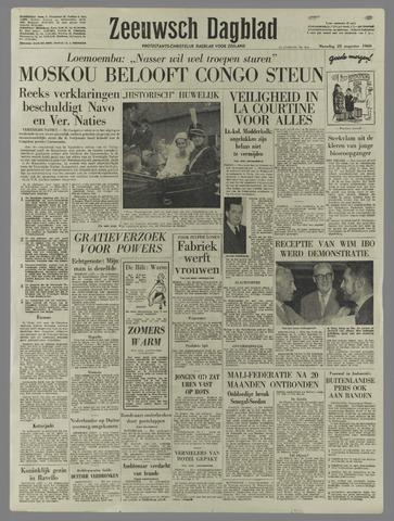 Zeeuwsch Dagblad 1960-08-22