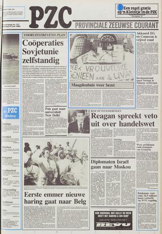 Provinciale Zeeuwse Courant 1988-05-25