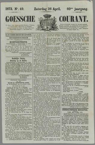 Goessche Courant 1873-04-26