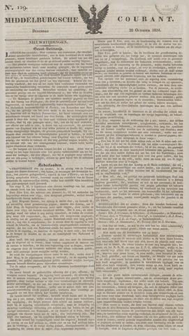 Middelburgsche Courant 1834-10-28