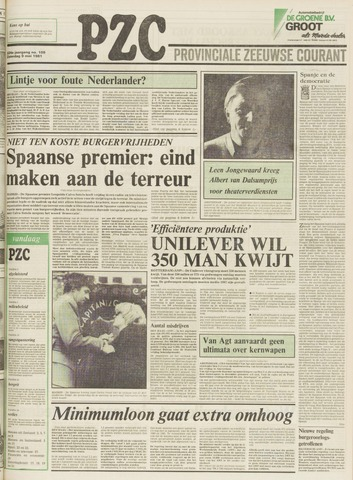 Provinciale Zeeuwse Courant 1981-05-09