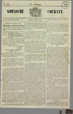 Goessche Courant 1857-03-23