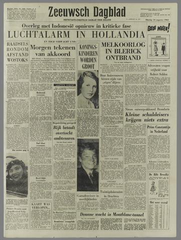Zeeuwsch Dagblad 1962-08-14