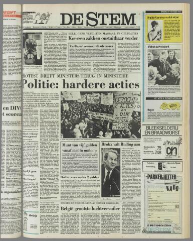 de Stem 1987-10-27
