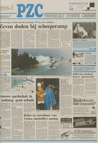 Provinciale Zeeuwse Courant 1993-06-04