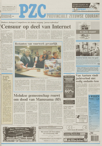 Provinciale Zeeuwse Courant 1995-12-30
