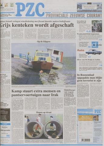 Provinciale Zeeuwse Courant 2004-08-20