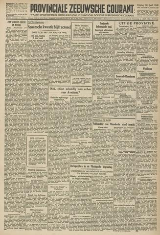 Provinciale Zeeuwse Courant 1946-06-28
