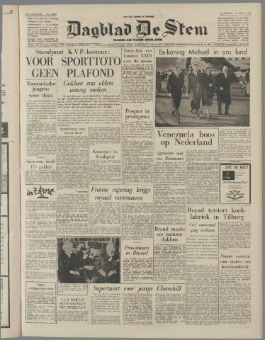 de Stem 1959-11-30
