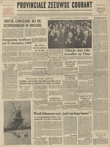 Provinciale Zeeuwse Courant 1963-01-16