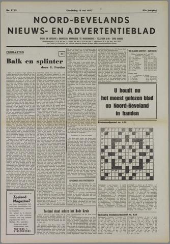 Noord-Bevelands Nieuws- en advertentieblad 1977-05-19
