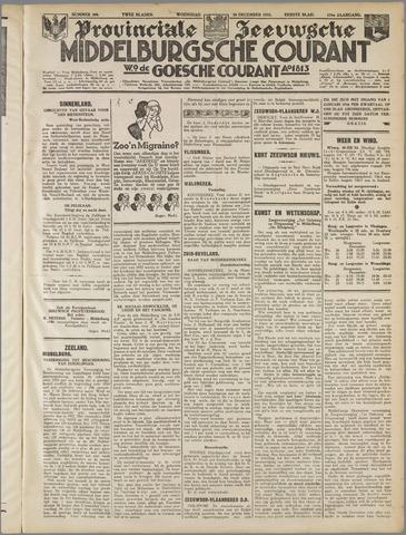 Middelburgsche Courant 1933-12-20