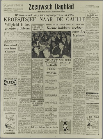 Zeeuwsch Dagblad 1959-10-22