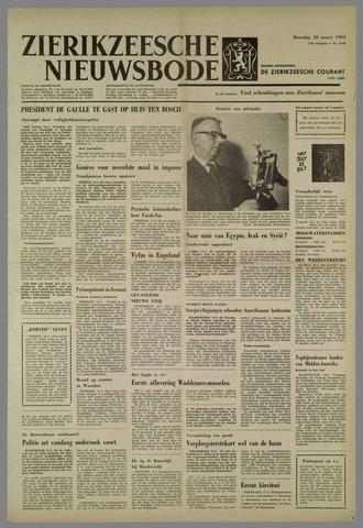 Zierikzeesche Nieuwsbode 1963-03-18