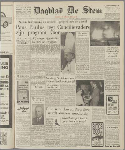 de Stem 1963-09-30
