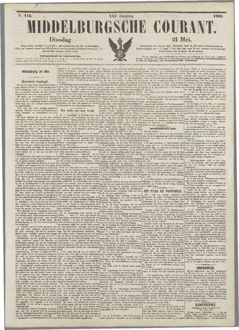 Middelburgsche Courant 1901-05-21