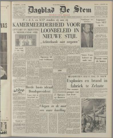 de Stem 1962-12-07