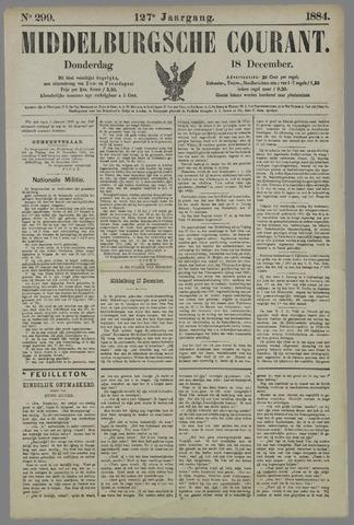 Middelburgsche Courant 1884-12-18