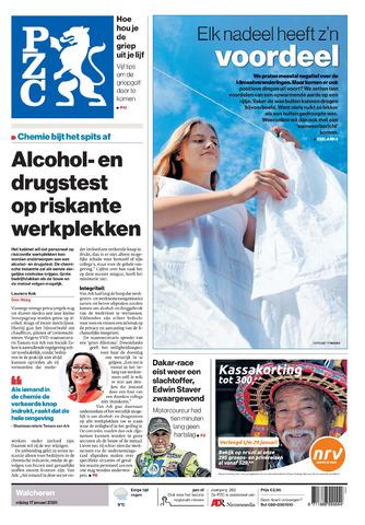Provinciale Zeeuwse Courant 2020-01-17