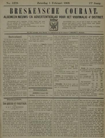 Breskensche Courant 1908-02-01