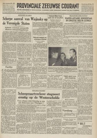 Provinciale Zeeuwse Courant 1951-12-20