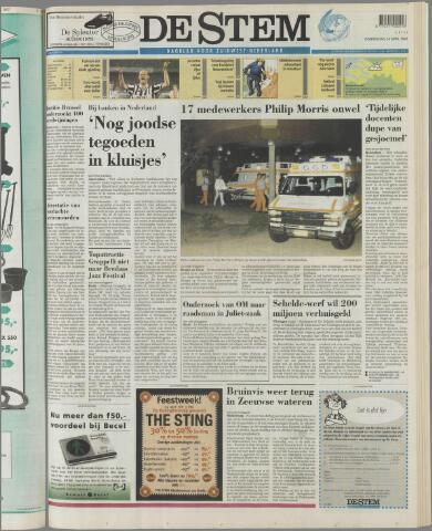 de Stem 1997-04-24