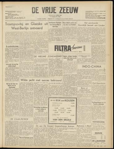 de Vrije Zeeuw 1954-04-16
