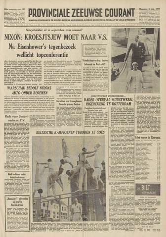 Provinciale Zeeuwse Courant 1959-08-03