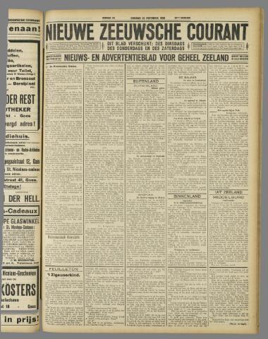 Nieuwe Zeeuwsche Courant 1926-11-30