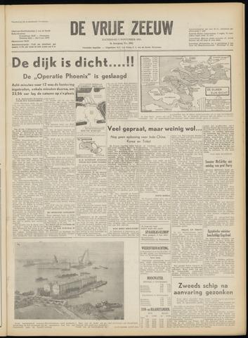 de Vrije Zeeuw 1953-11-07
