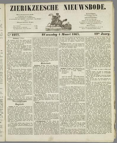 Zierikzeesche Nieuwsbode 1863-03-04