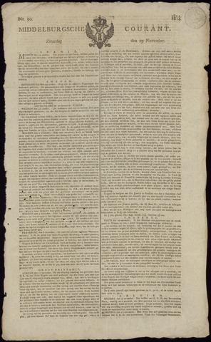 Middelburgsche Courant 1814-11-19