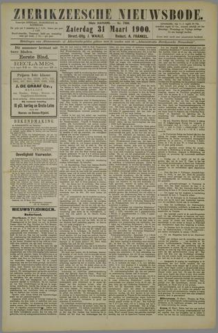 Zierikzeesche Nieuwsbode 1900-03-31