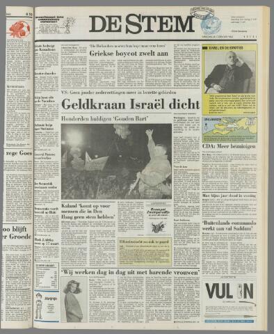 de Stem 1992-02-25