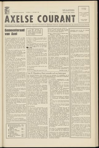 Axelsche Courant 1969-10-04
