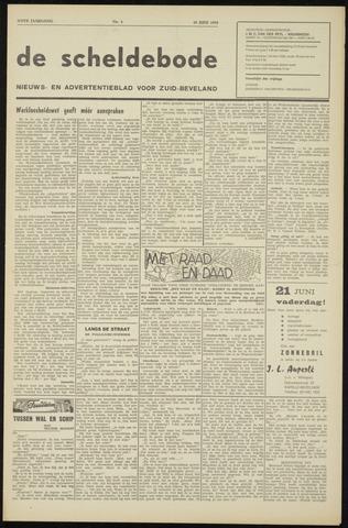 Scheldebode 1970-06-19