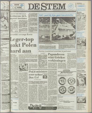 de Stem 1981-10-19