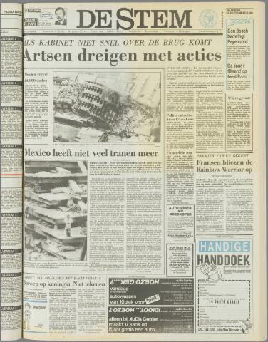 de Stem 1985-09-23