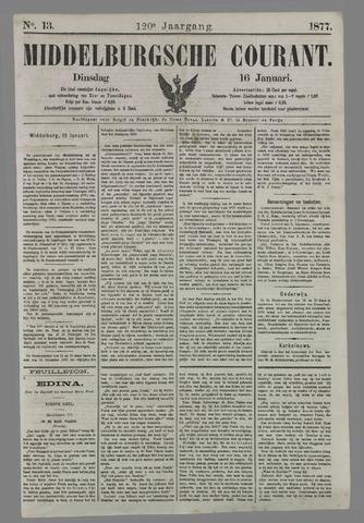 Middelburgsche Courant 1877-01-16