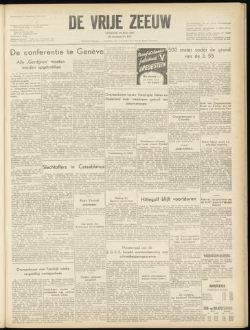 de Vrije Zeeuw 1955-07-19