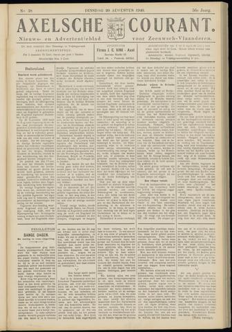Axelsche Courant 1940-08-20