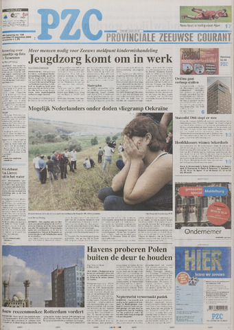 Provinciale Zeeuwse Courant 2006-08-23