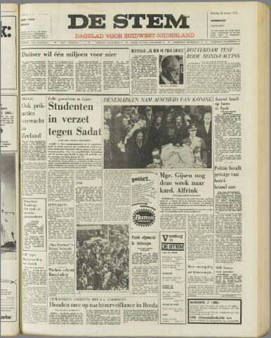 de Stem 1972-01-25