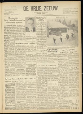 de Vrije Zeeuw 1956-02-16