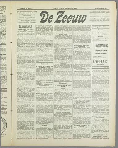 De Zeeuw. Christelijk-historisch nieuwsblad voor Zeeland 1937-05-26