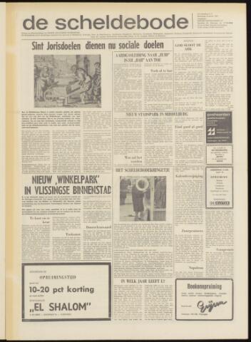 Scheldebode 1971-01-13