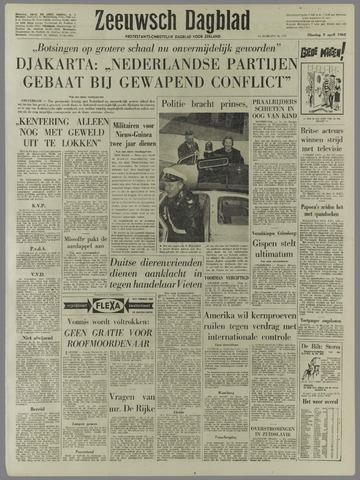 Zeeuwsch Dagblad 1962-04-03